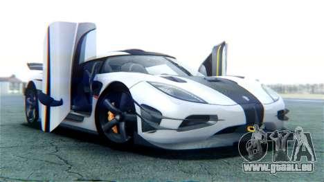 Flash ENB v2 pour GTA San Andreas troisième écran