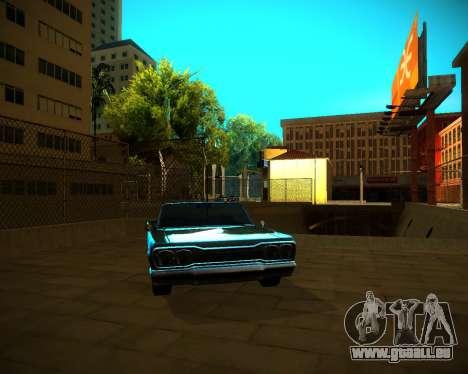 ENB GreenSeries pour GTA San Andreas huitième écran