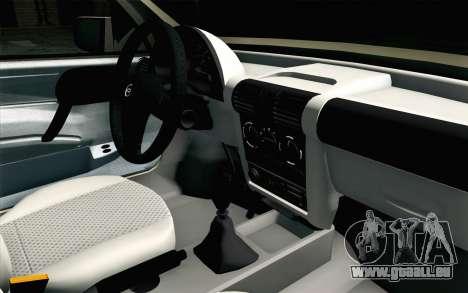 Chevrolet Classic pour GTA San Andreas vue de droite