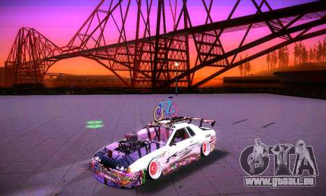 ANCG ENB v2 pour GTA San Andreas huitième écran