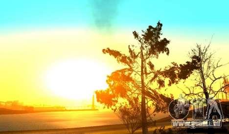 Realistic Timecyc v2.0 für GTA San Andreas zweiten Screenshot