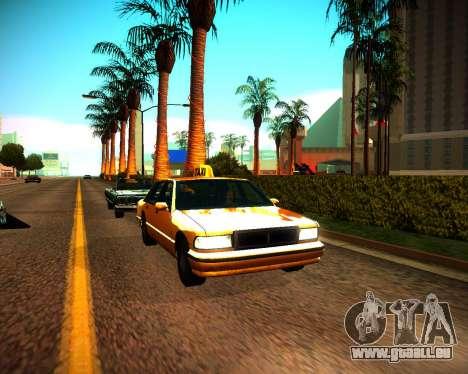 ENB GreenSeries pour GTA San Andreas troisième écran