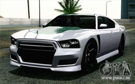 GTA 5 Bravado Buffalo S v2 pour GTA San Andreas