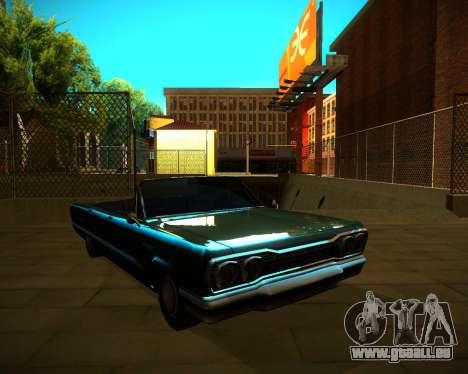 ENB GreenSeries für GTA San Andreas siebten Screenshot