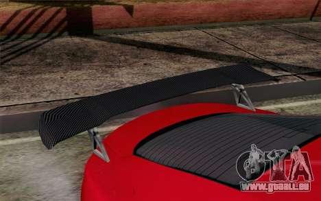 GTA 5 Dewbauchee Exemplar SA Mobile pour GTA San Andreas vue de droite