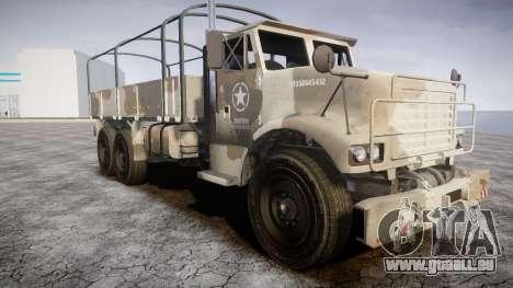 GTA 5 Barracks v2 für GTA 4 Unteransicht