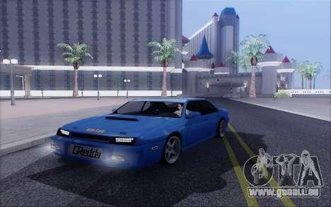 STI Sultan für GTA San Andreas