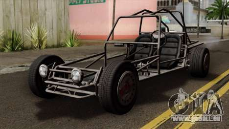 GTA 5 Space Docker pour GTA San Andreas