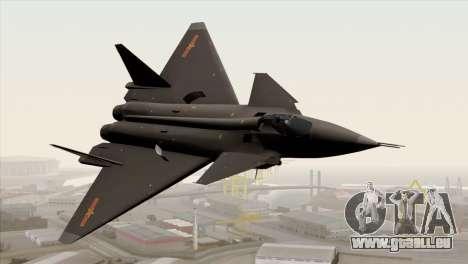 MIG 1.44 China Air Force für GTA San Andreas