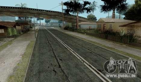HQ Roads by Marty McFly pour GTA San Andreas cinquième écran