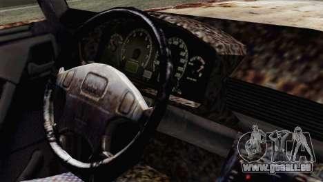 Russian Rustic Moskvitch für GTA San Andreas rechten Ansicht