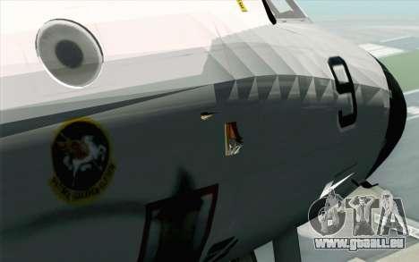 Lockheed P-3 Orion VP-11 US Navy für GTA San Andreas Rückansicht