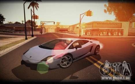 ENB for SA:MP v5 pour GTA San Andreas deuxième écran