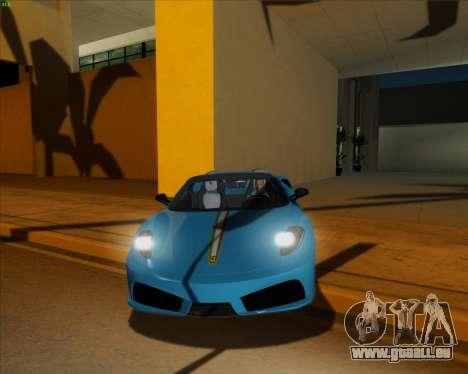 ENB Series for SAMP pour GTA San Andreas sixième écran
