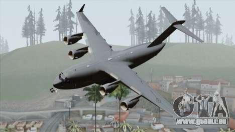 C-17A Globemaster III RCAF für GTA San Andreas