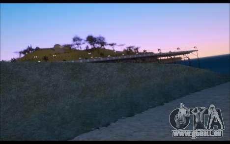 Realistic ENB V1 pour GTA San Andreas cinquième écran