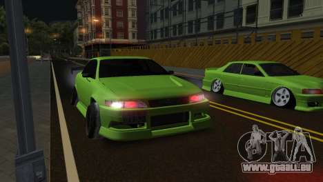 Toyota Mark II Tourer_V für GTA San Andreas
