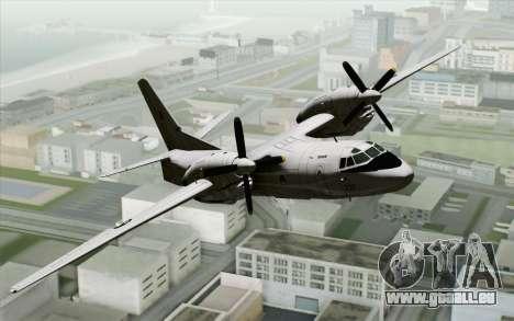 AN-32B Croatian Air Force Closed für GTA San Andreas