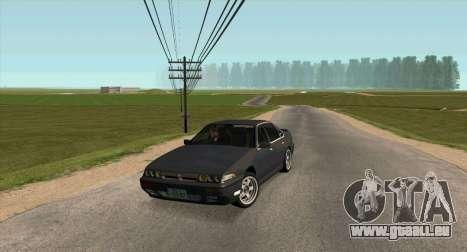 NISSAN Cefiro (A31) pour GTA San Andreas