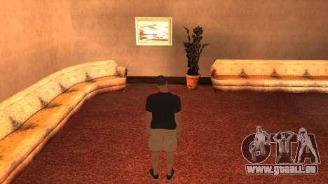 New Zero pour GTA San Andreas troisième écran