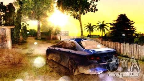 ENB for SA:MP v5 pour GTA San Andreas quatrième écran