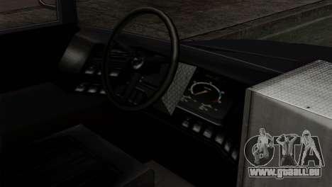 GTA 4 TLaD Prison Bus für GTA San Andreas rechten Ansicht