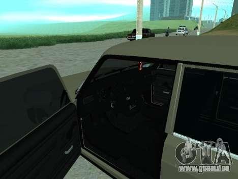 VAZ 2105 Lada für GTA San Andreas rechten Ansicht