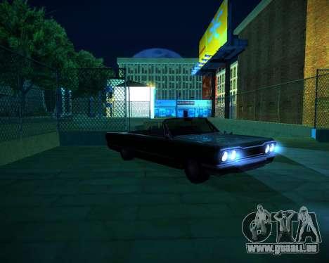 ENB GreenSeries pour GTA San Andreas neuvième écran