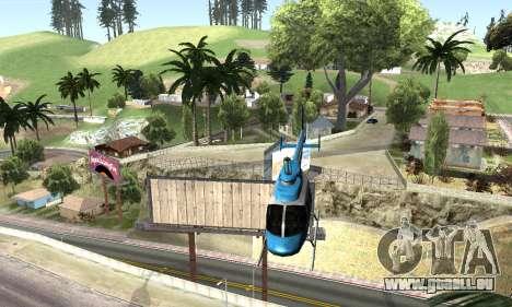 BeautifulDark ENB für GTA San Andreas sechsten Screenshot