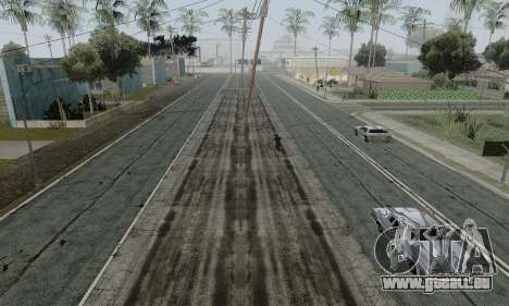 HQ Roads by Marty McFly pour GTA San Andreas quatrième écran