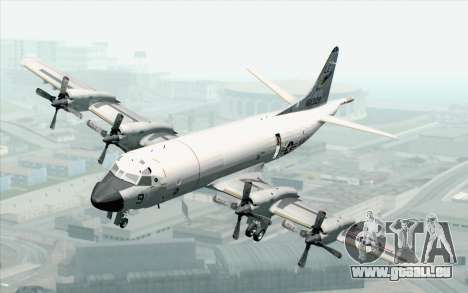 Lockheed P-3 Orion VP-11 US Navy pour GTA San Andreas