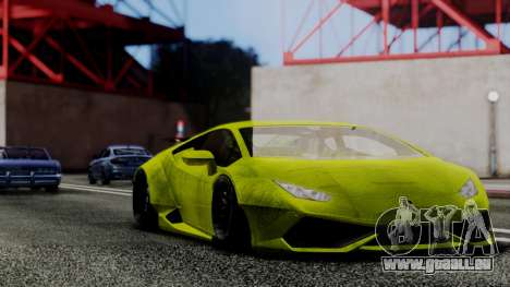 Humaiya ENB 0.248 V2 pour GTA San Andreas troisième écran
