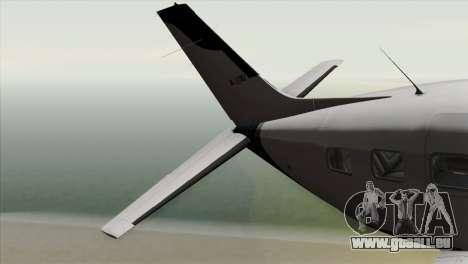 GTA 5 Velum pour GTA San Andreas sur la vue arrière gauche