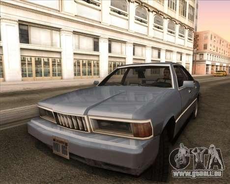 ENB v3.2.3 für GTA San Andreas fünften Screenshot