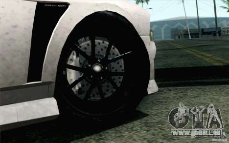Wheels Corrector 2.0 SAMP für GTA San Andreas dritten Screenshot