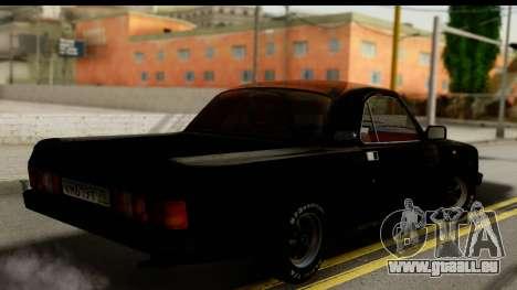 GAZ 31029 Pickup für GTA San Andreas linke Ansicht