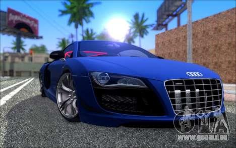 Realistic ENB V1 für GTA San Andreas