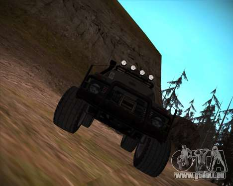 VAZ 2131 Niva 5D OffRoad pour GTA San Andreas roue