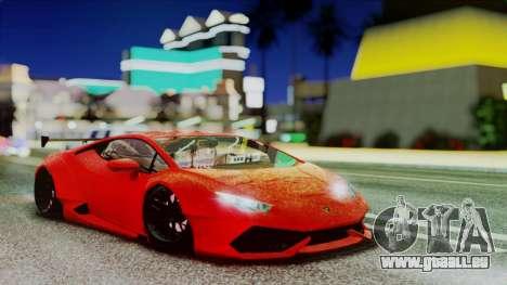 Humaiya ENB 0.248 V2 für GTA San Andreas siebten Screenshot
