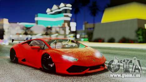 Humaiya ENB 0.248 V2 pour GTA San Andreas septième écran