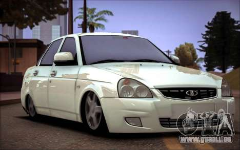 ENBSeries and Timecyc by bbs pour GTA San Andreas