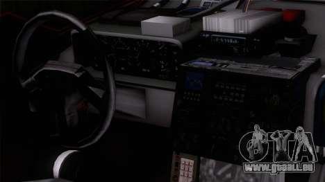 Shuttle v1 (no wheels) pour GTA San Andreas vue de droite