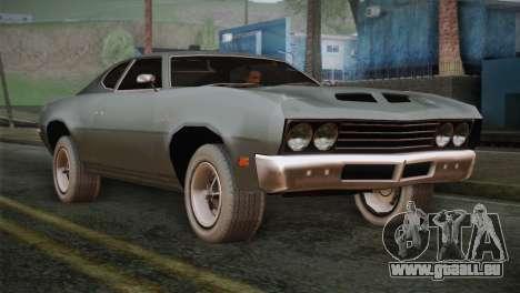 FlatOut 2 Scorpion für GTA San Andreas