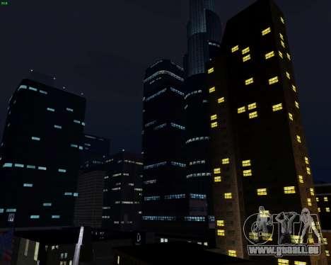 ENB Series for SAMP pour GTA San Andreas septième écran