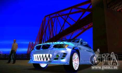 ANCG ENB v2 pour GTA San Andreas deuxième écran