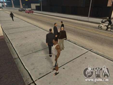 Les Russes dans le quartier Commercial pour GTA San Andreas douzième écran