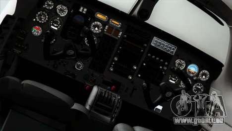 GTA 5 Velum pour GTA San Andreas vue arrière