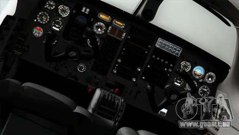 GTA 5 Velum für GTA San Andreas Rückansicht
