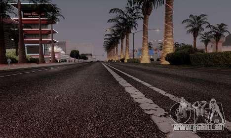 HQ Roads by Marty McFly für GTA San Andreas achten Screenshot