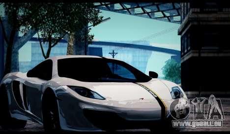 Smooth Realistic Graphics ENB 4.0 pour GTA San Andreas deuxième écran